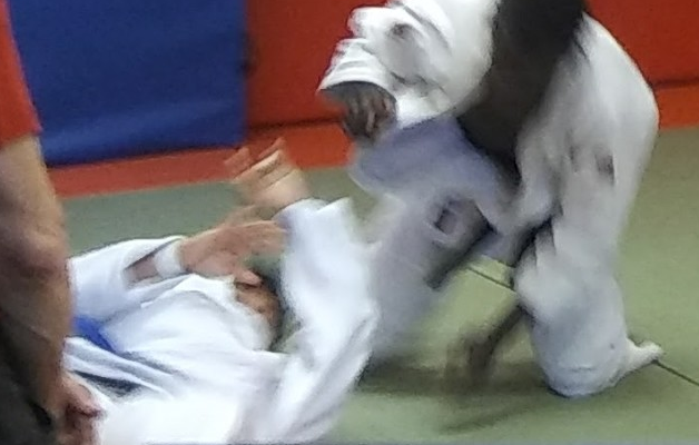 Tohoku judo tournament